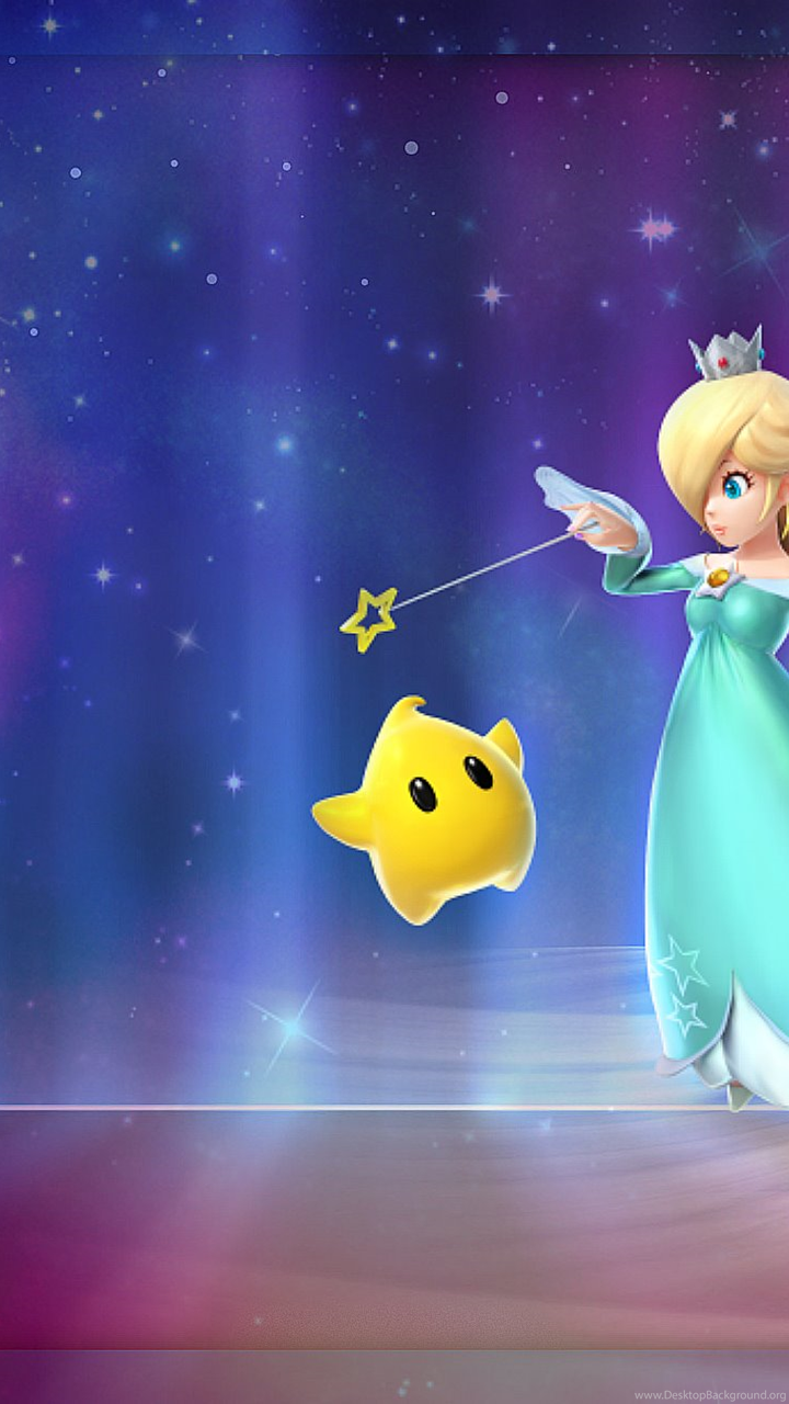 HD Princess Rosalina Wallpapers Free Download By Amarastar11 On