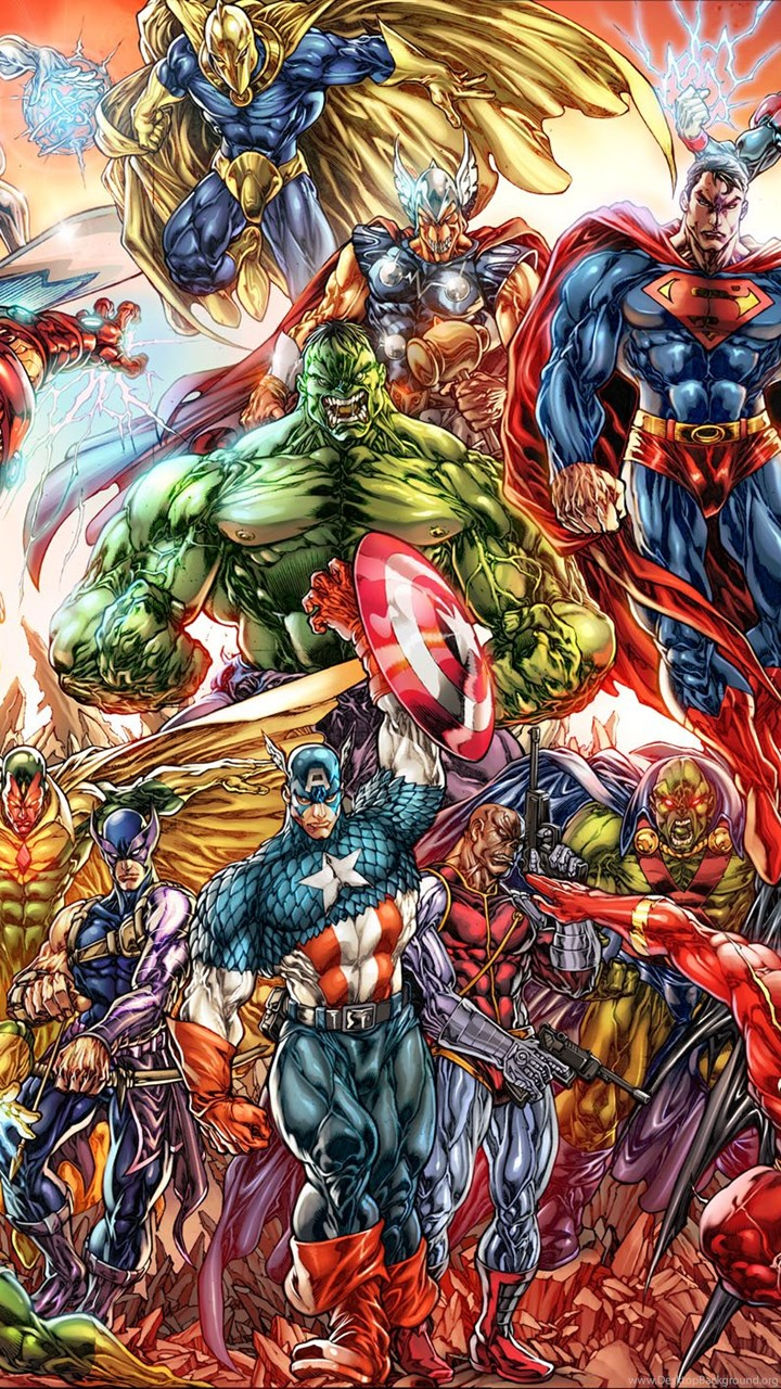 Marvel wallpaper characters hd wallpapers desktop background - Marvel android wallpaper hd ...