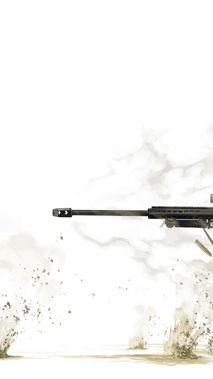 Anime sniper girl white desktop wallpapers large hd wallpapers fullscreen voltagebd Choice Image