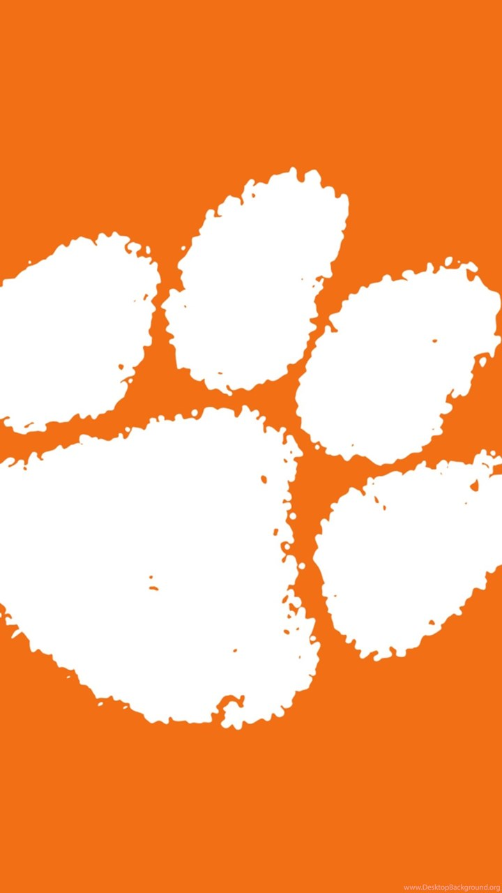 Clemson Tigers Wallpapers For Iphone 6 Plus Desktop Background