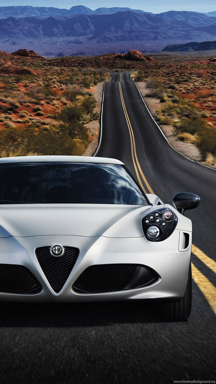 Alfa Romeo Tuning Hd Wallpapers Desktop Background