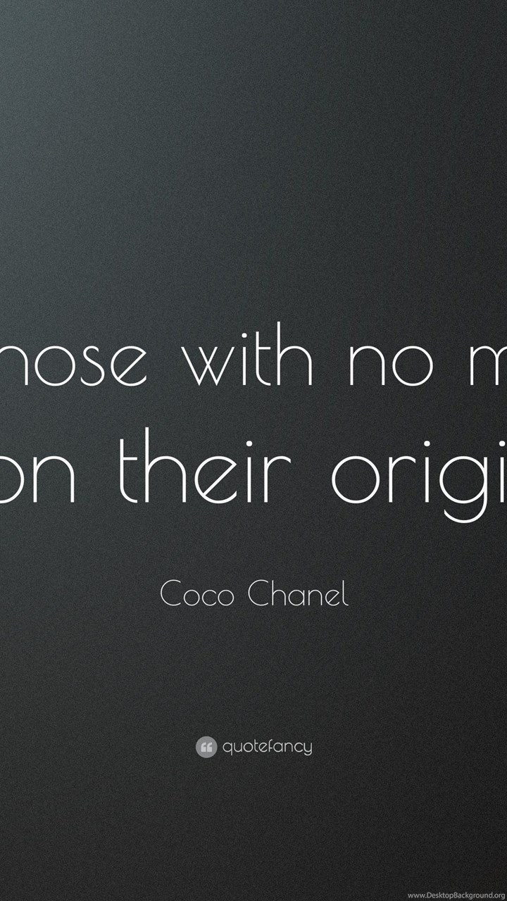 Coco chanel quotes 22 wallpapers quotefancy desktop - Coco chanel desktop wallpaper ...