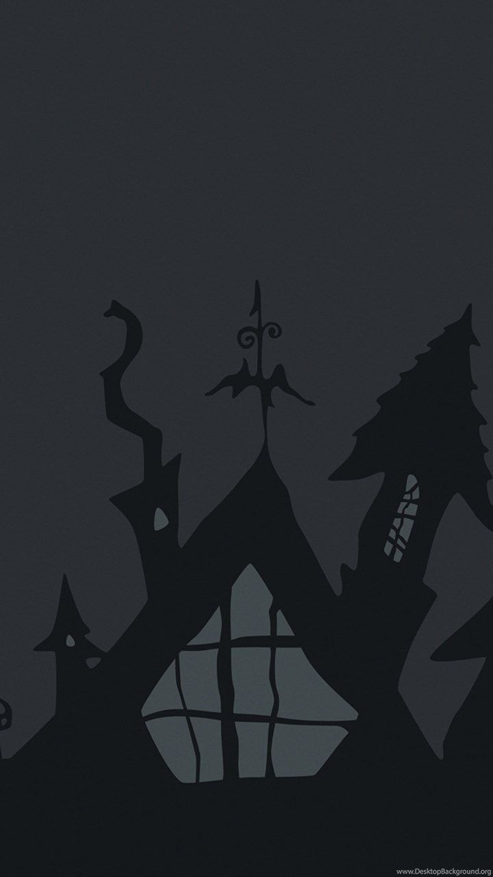 Samsung Galaxy Note 4 Wallpaper Black Halloween Mobile Android