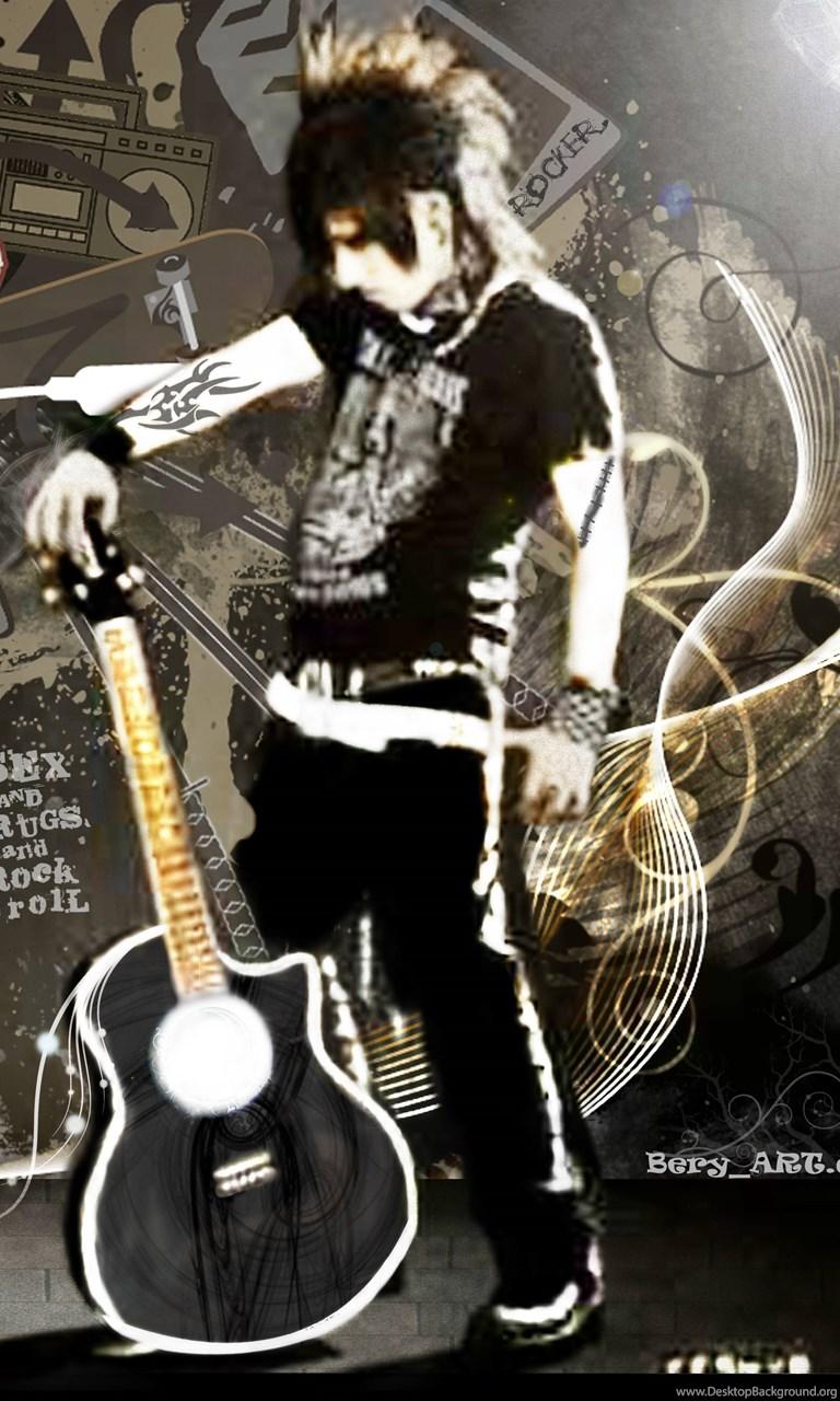 Rock Music Wallpapers Desktop Background