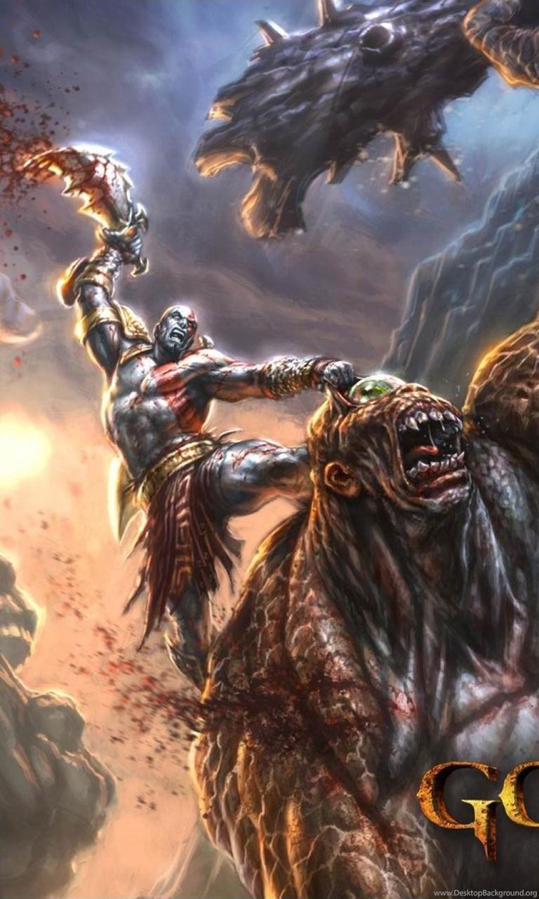 God Of War 3 Wallpapers Hd 1922584 Desktop Background