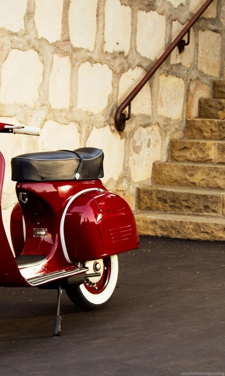Vespa Vintage Wallpapers Hd Image Mobile Iphone 6s Galaxy Iphones