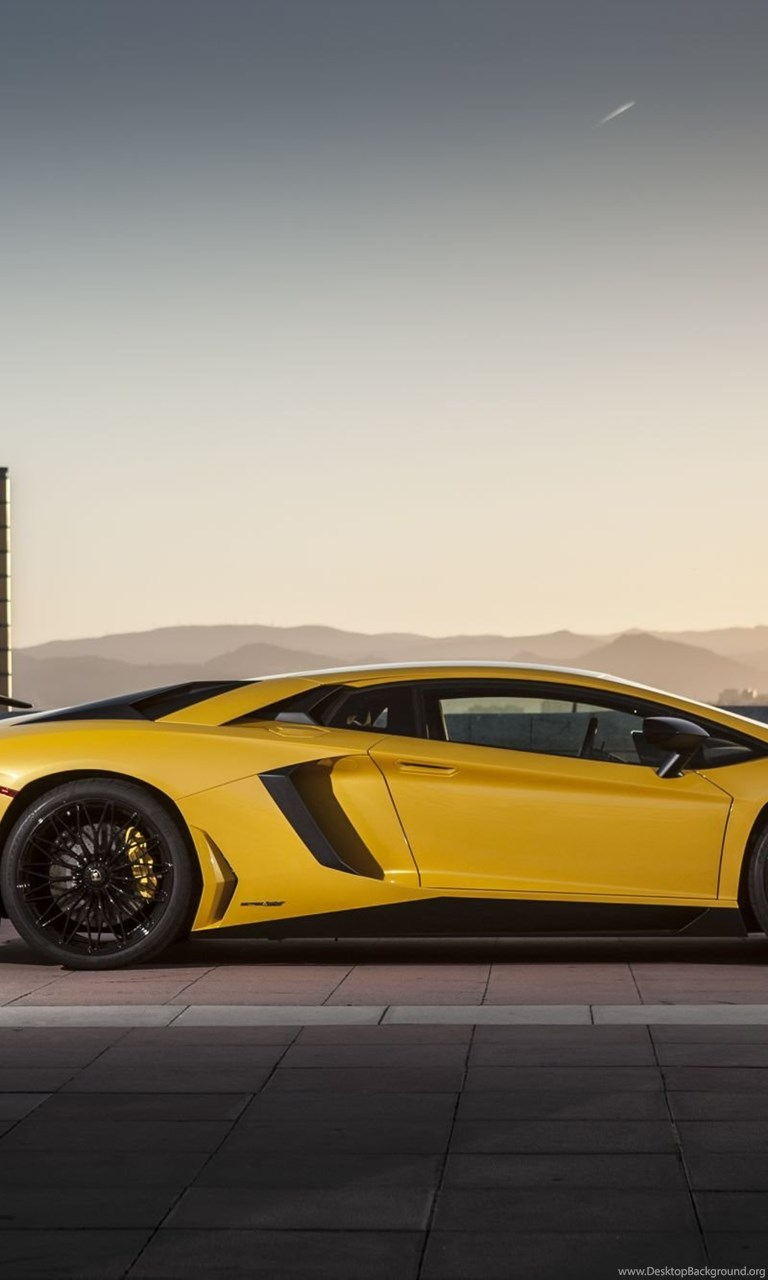 Lamborghini Aventador Lp750 4 Sv 2016 Hd Car Wallpapers Desktop