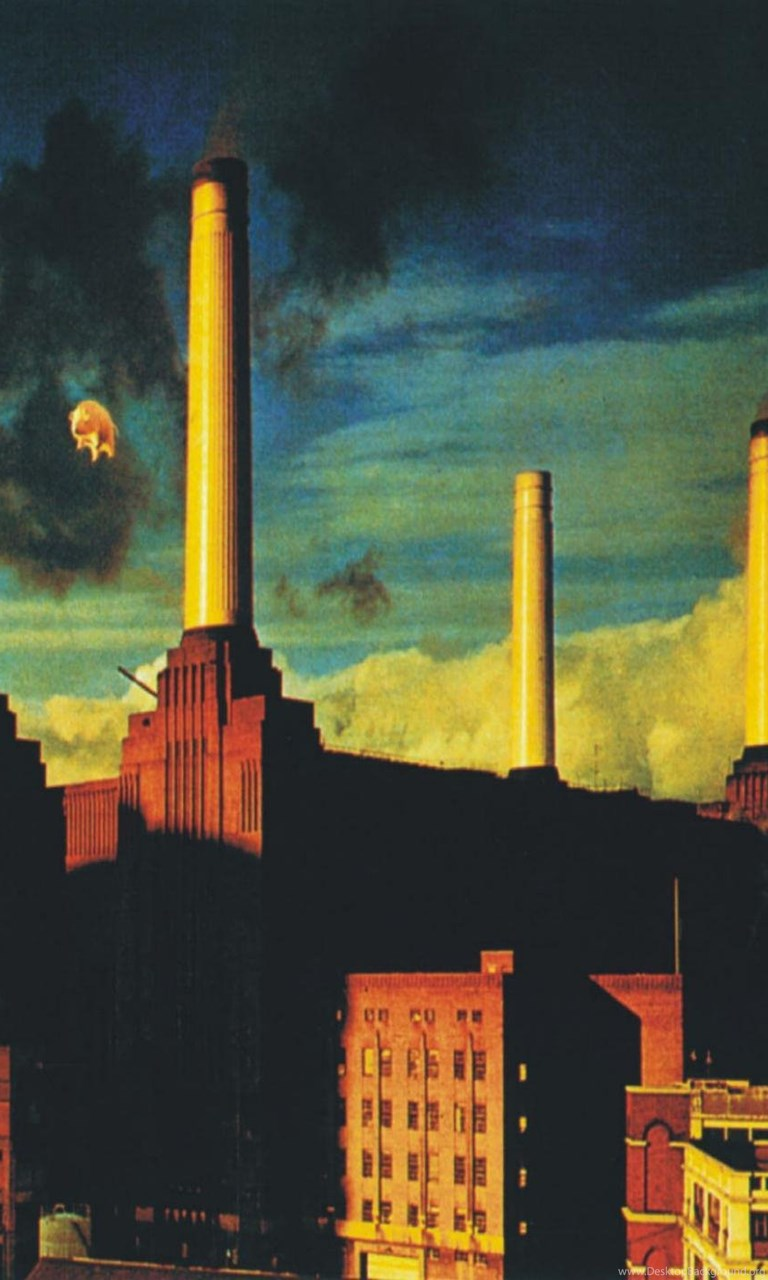 Pink Floyd Animals Album Cover Wallpapers 261185 Desktop Background