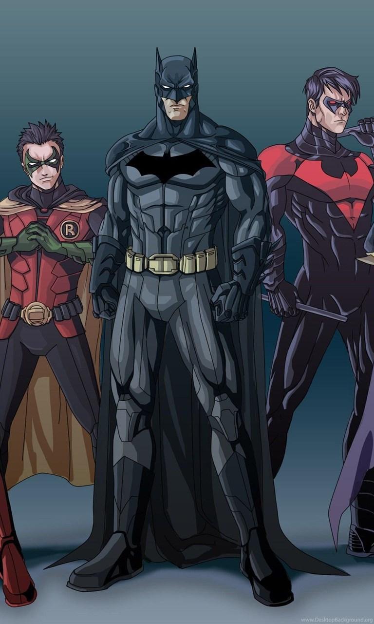 DC Comics Wallpapers Desktop Poster O IPhones