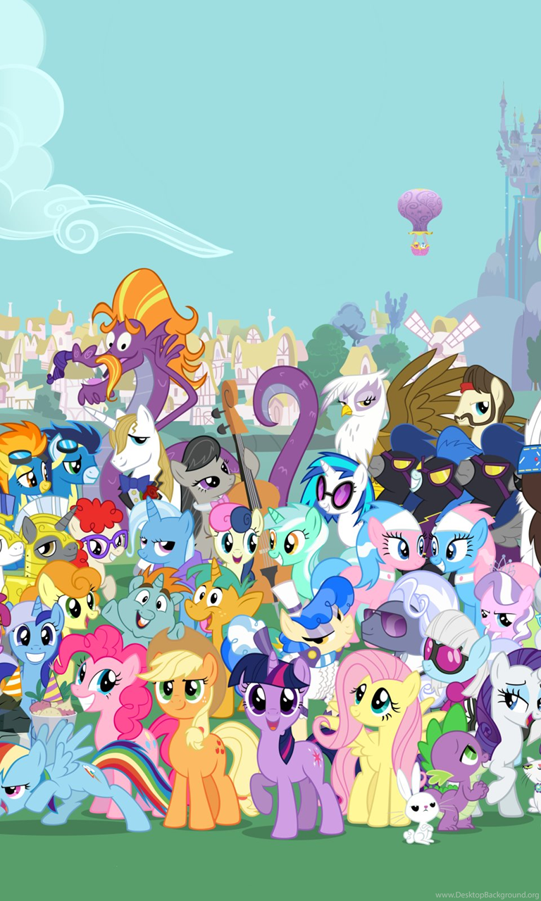 mlp wallpapers my little pony friendship is magic wallpapers
