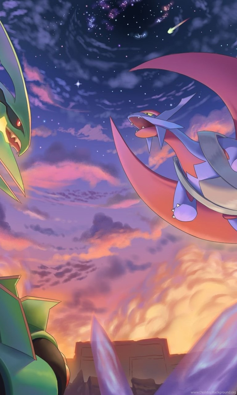 Pokemon Omega Ruby And Alpha Sapphire Computer Wallpapers Desktop