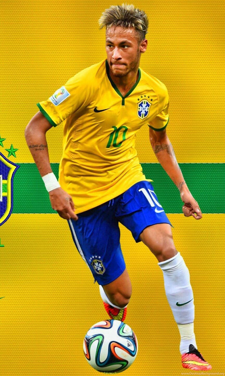 2015 Fifa Brazil Neymar 3D Wallpapers Wallpapers Cave ...