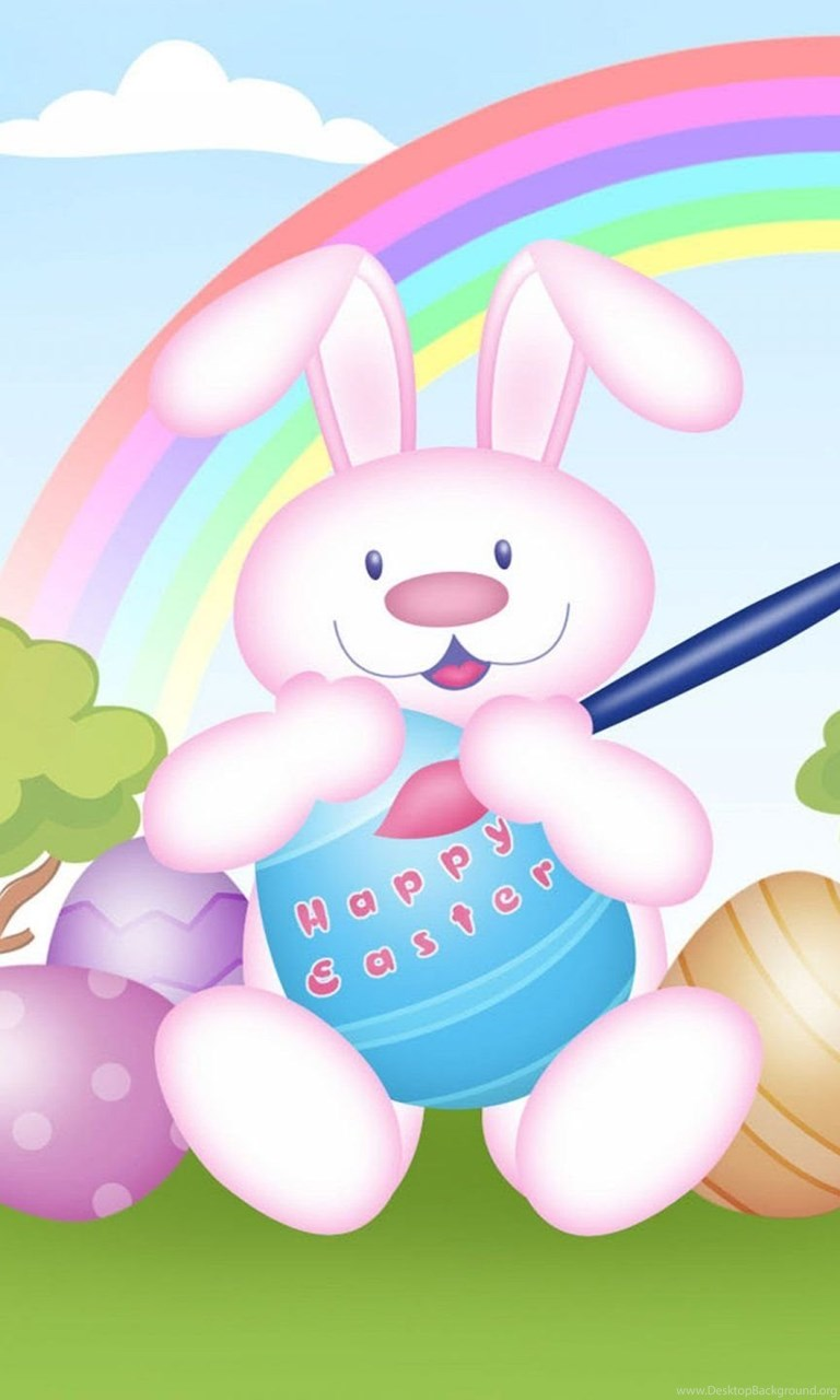 Youwall Easter Bunny Wallpapers Wallpaper Wallpapers Free