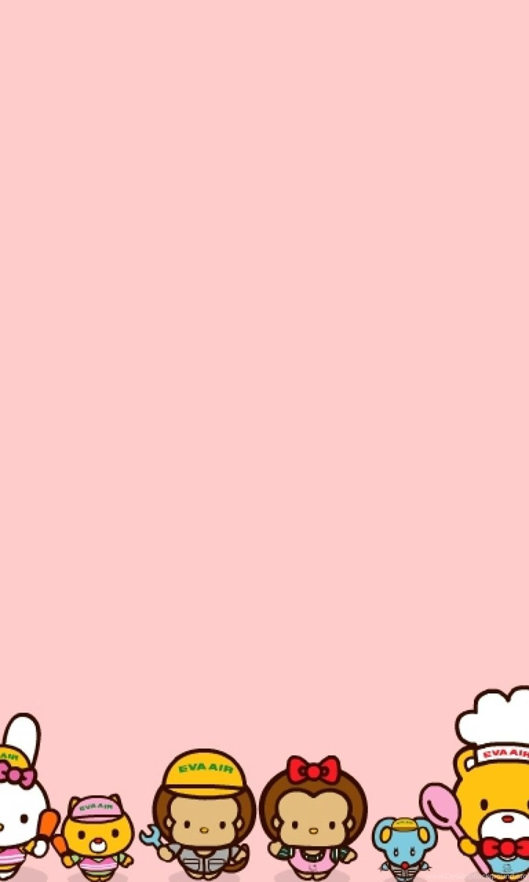Picture Of Hello Kitty Wallpapers Original Picture And Name For