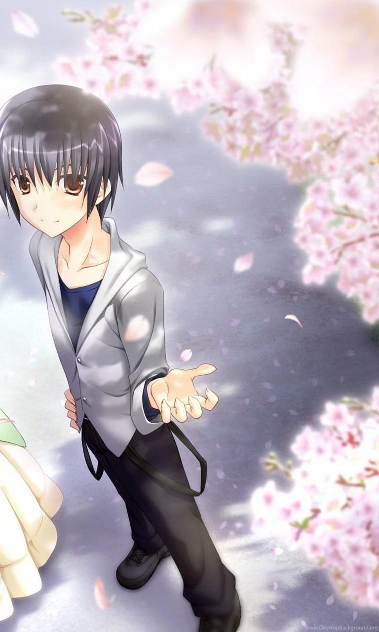 Cute Couple Wallpapers Anime Desktop Background