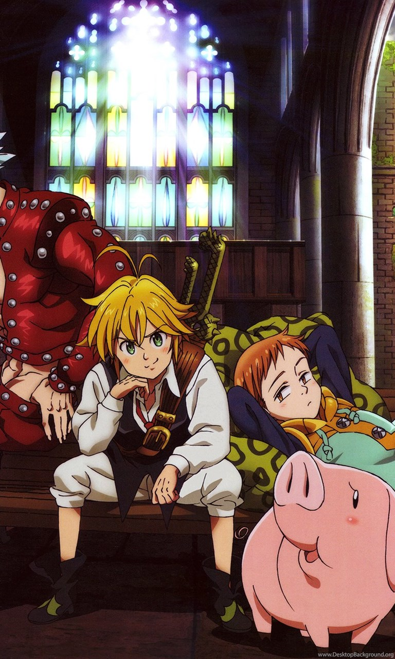 Nanatsu No Taizai / Seven Deadly Sins Wallpapers HD By ...