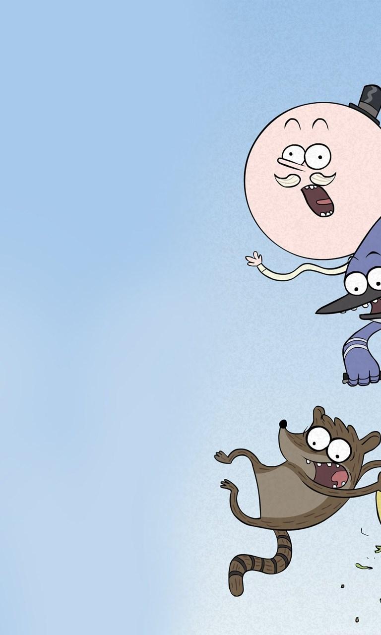 Rigby And Mordecai Regular Show Wallpapers Cartoon