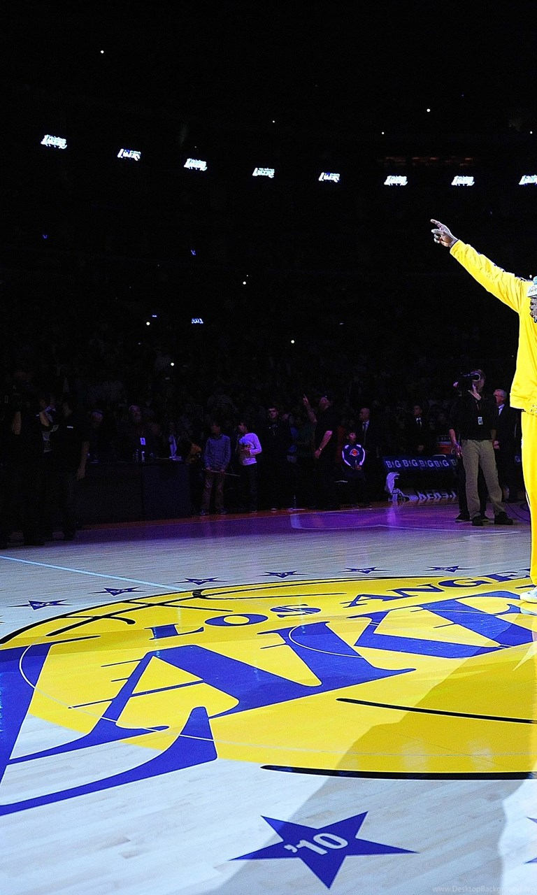 Los Angeles Lakers Nba Basketball 74 Wallpapers Desktop Background