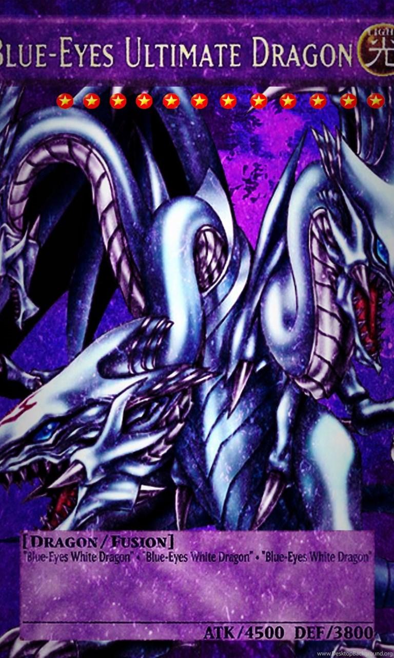 Yu Gi Oh Blue Eyes Ultimate Dragon By Mrrelliksir On Deviantart