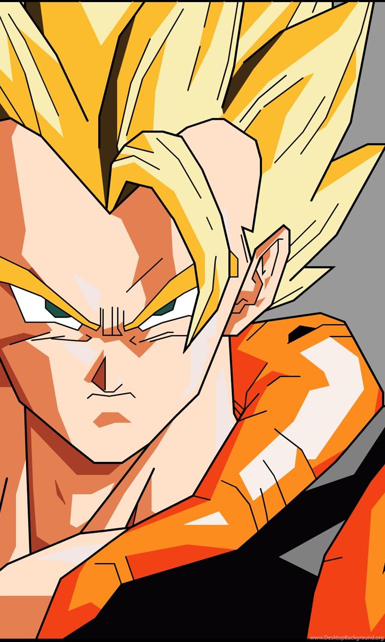 443 Dragon Ball Z Hd Wallpapers Desktop Background