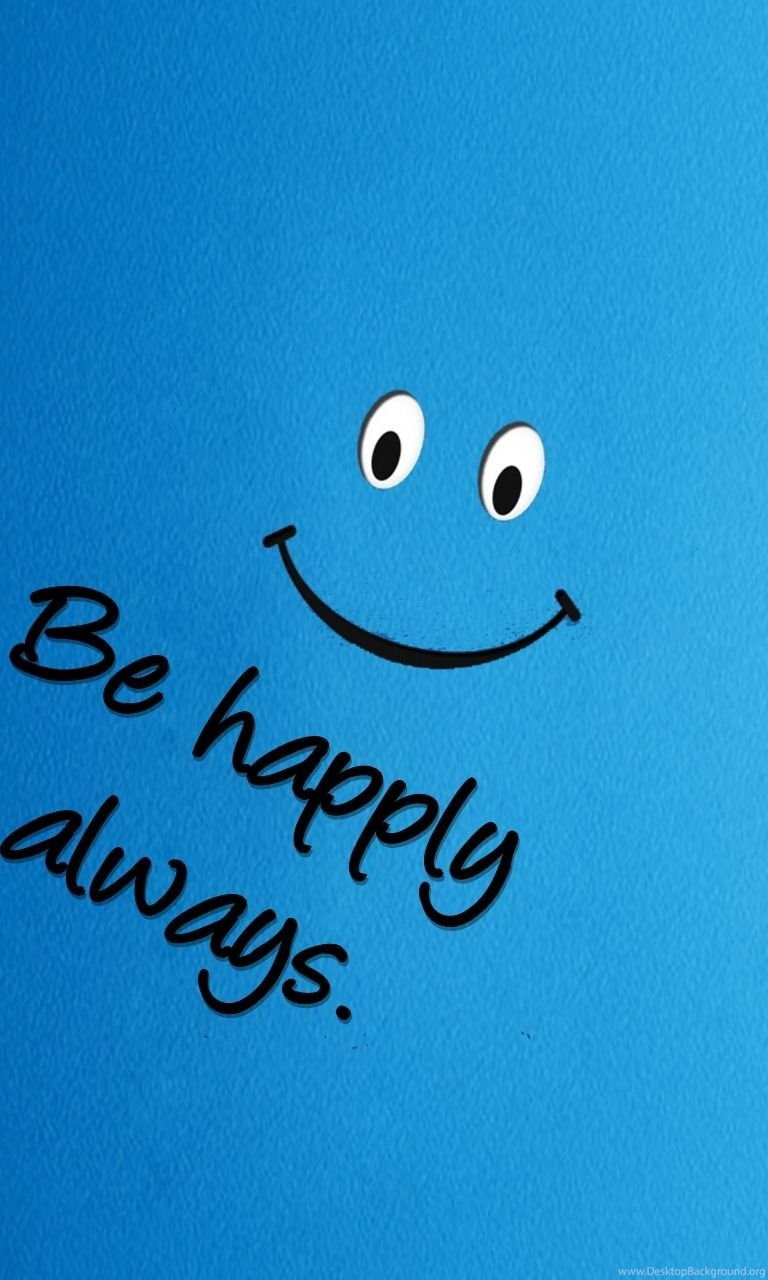 always smile hd wallpaper for mobile newwallpapersorg
