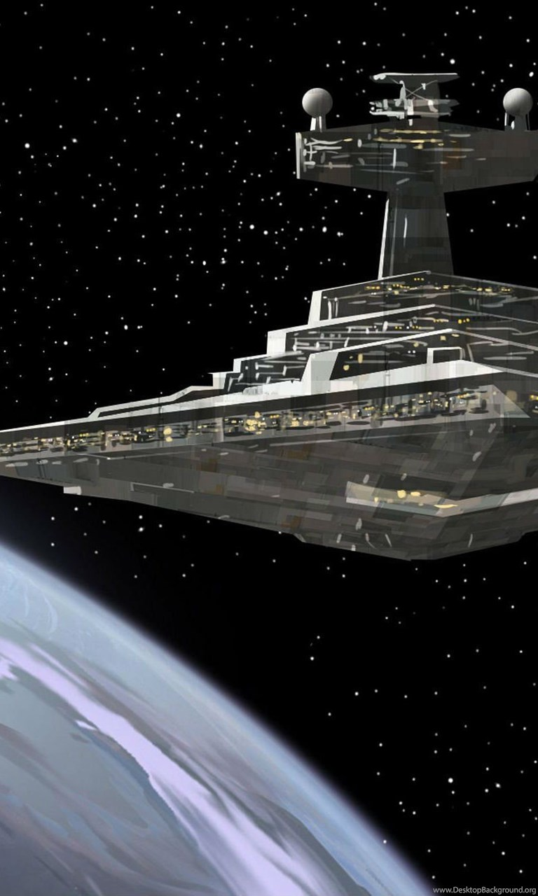 Star Destroyer Star Wars Spaceship Sci Fi Space Wallpapers