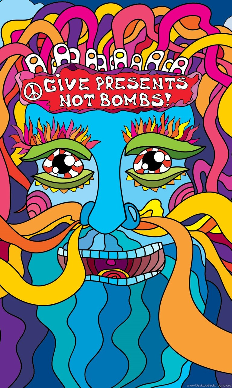 hd art psychedelic trippy wallpapers full hd full size