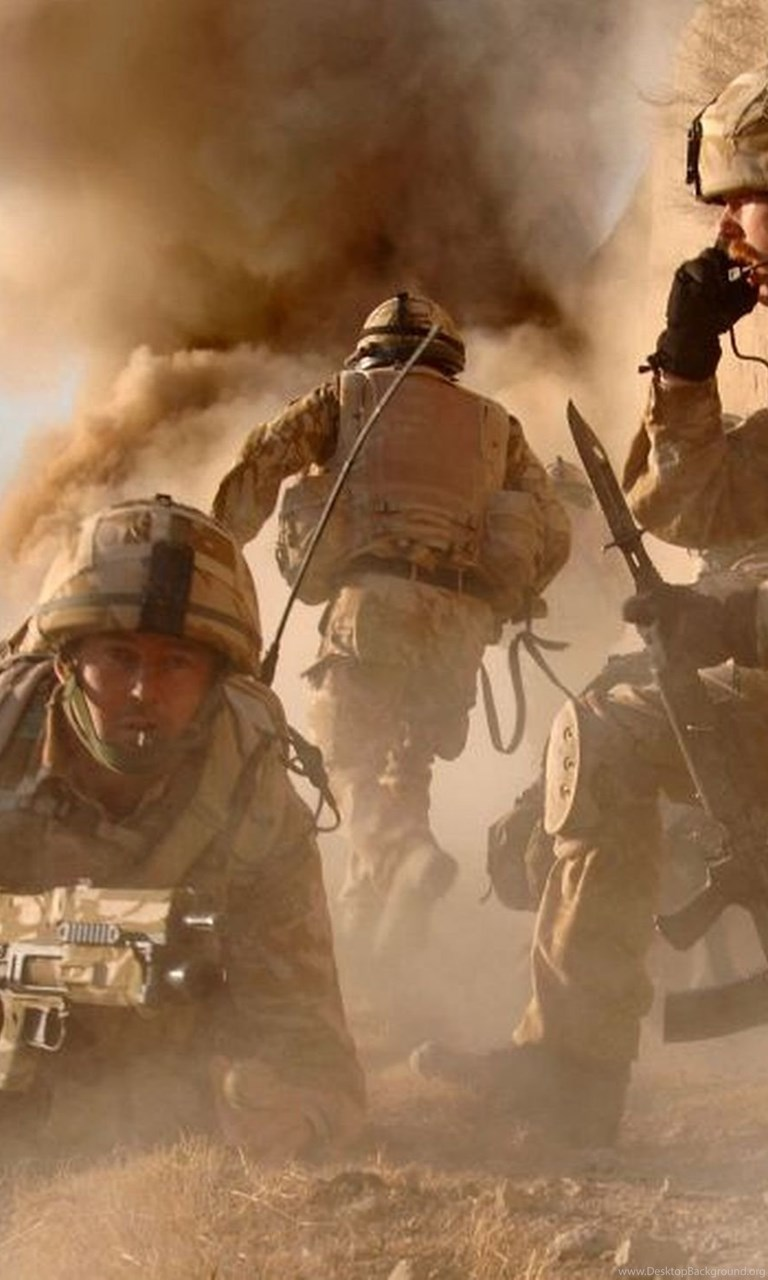 Commando Royal Marines Wallpapers Desktop Background