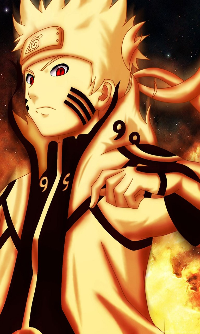 Zona Naruto Naruto Hokage Wallpaper Hd