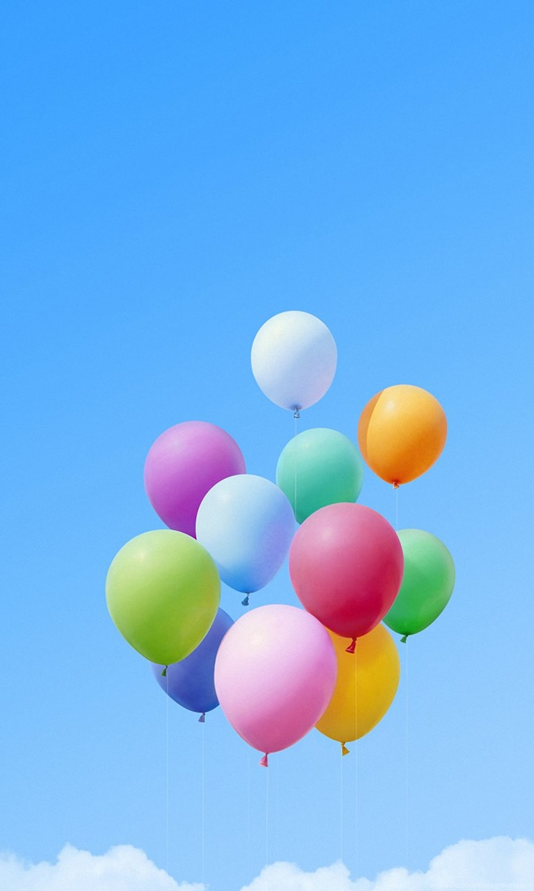 Cute Balloons Samsung Galaxy Note 3 Wallpapers Hd 1080x1920 Desktop Background