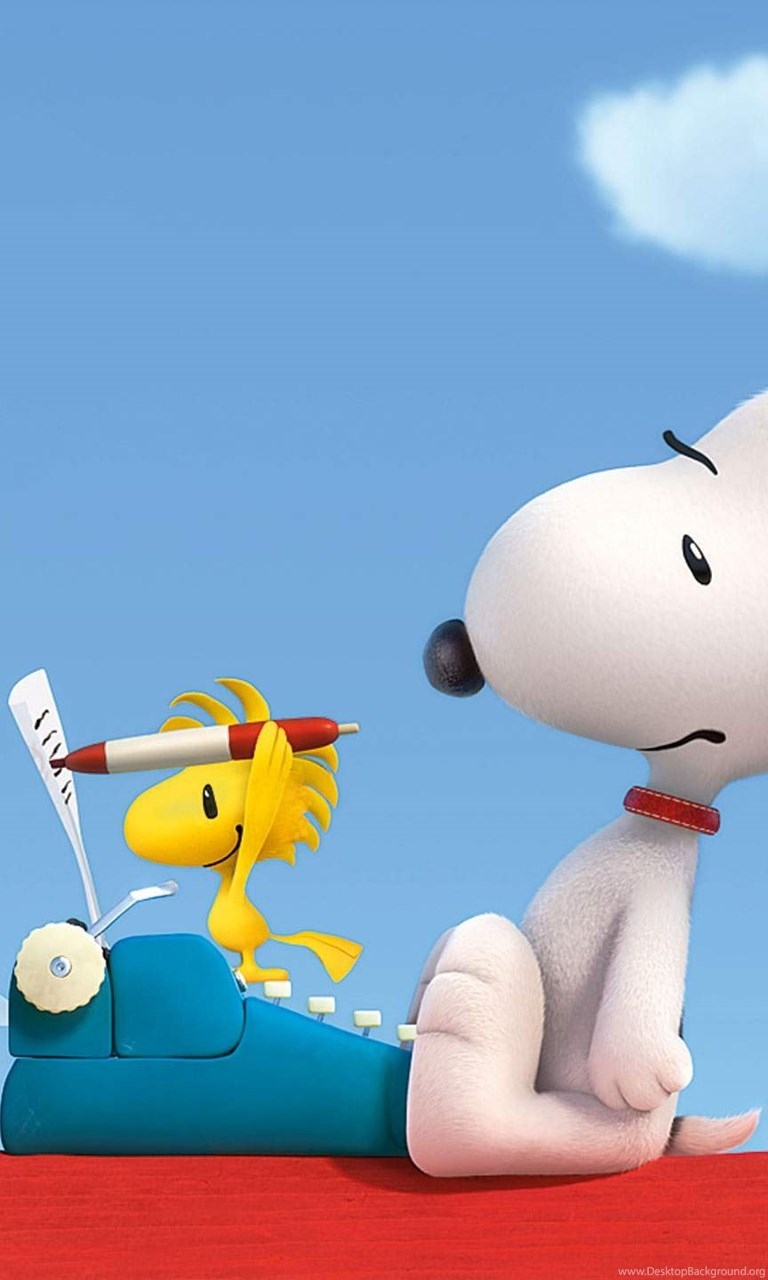 Snoopy Mobile Wallpaper Www Topsimages Com