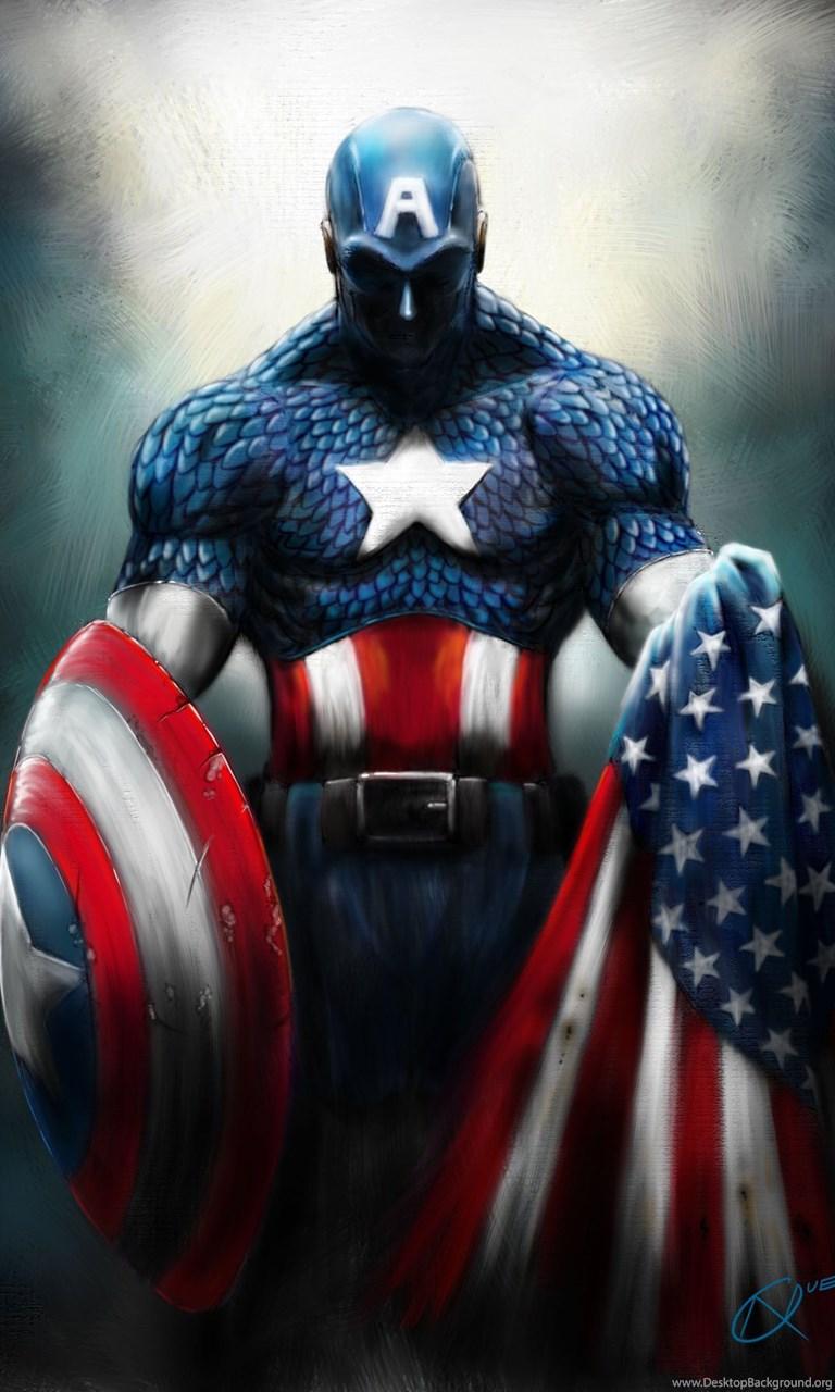 Captain america desktop hd wallpapers desktop background - Captain america screensaver download ...