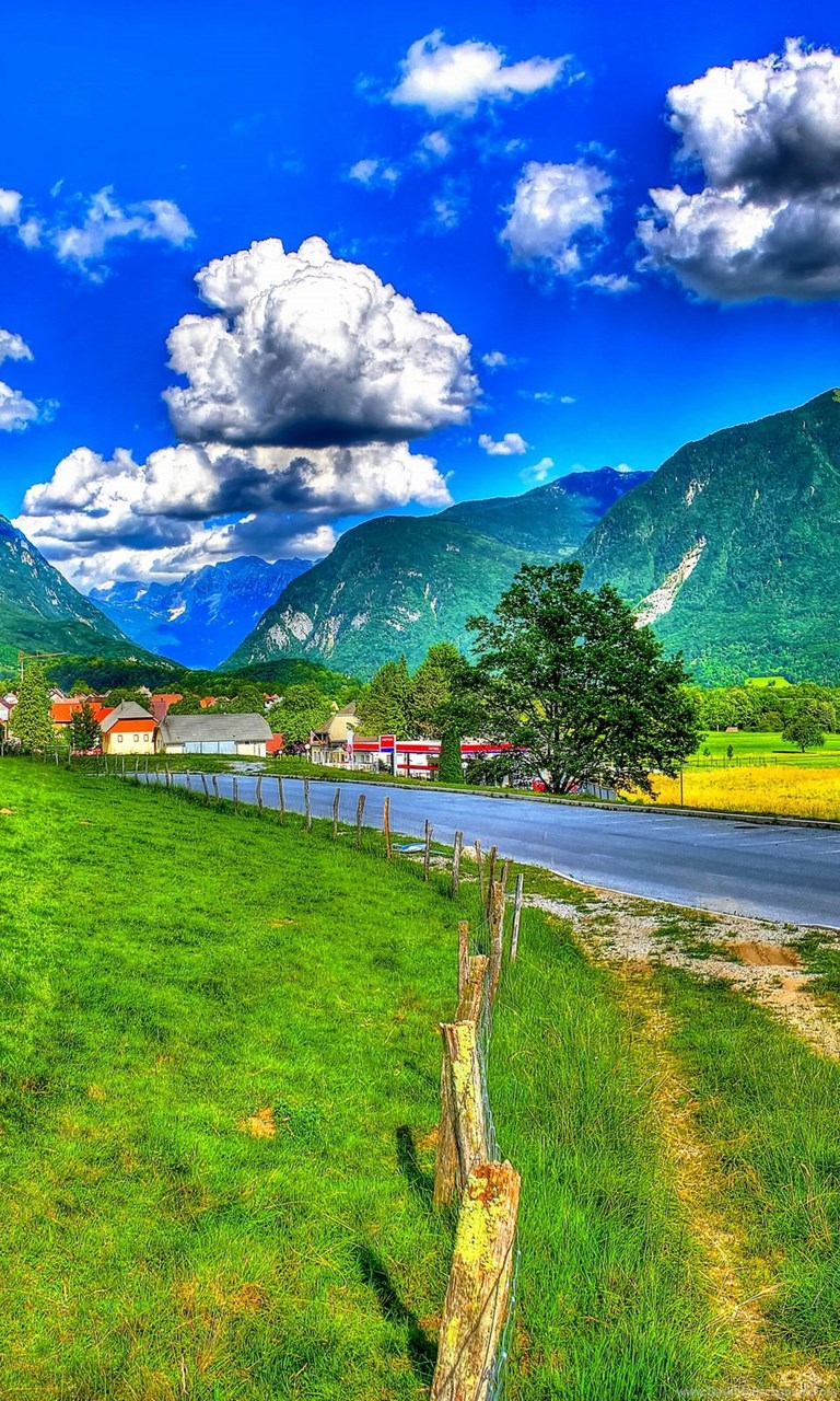 Slovenian Beautiful Scenery Wallpapers Hd Download Desktop