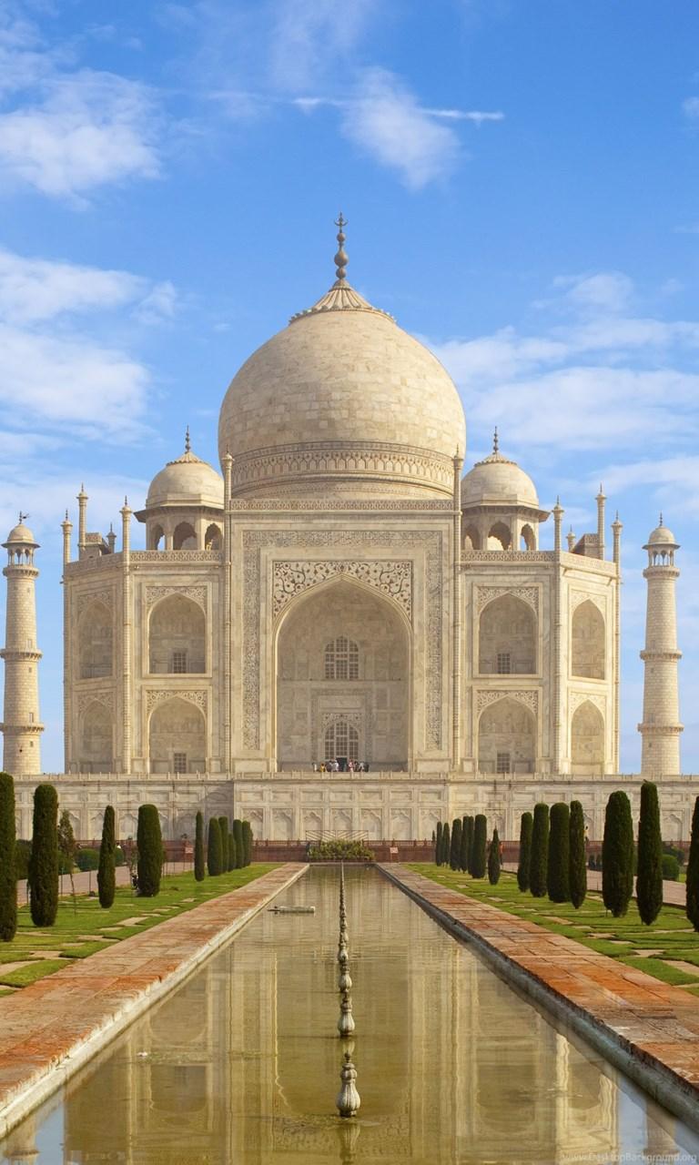 Taj Mahal Hd Wallpapers Desktop Background