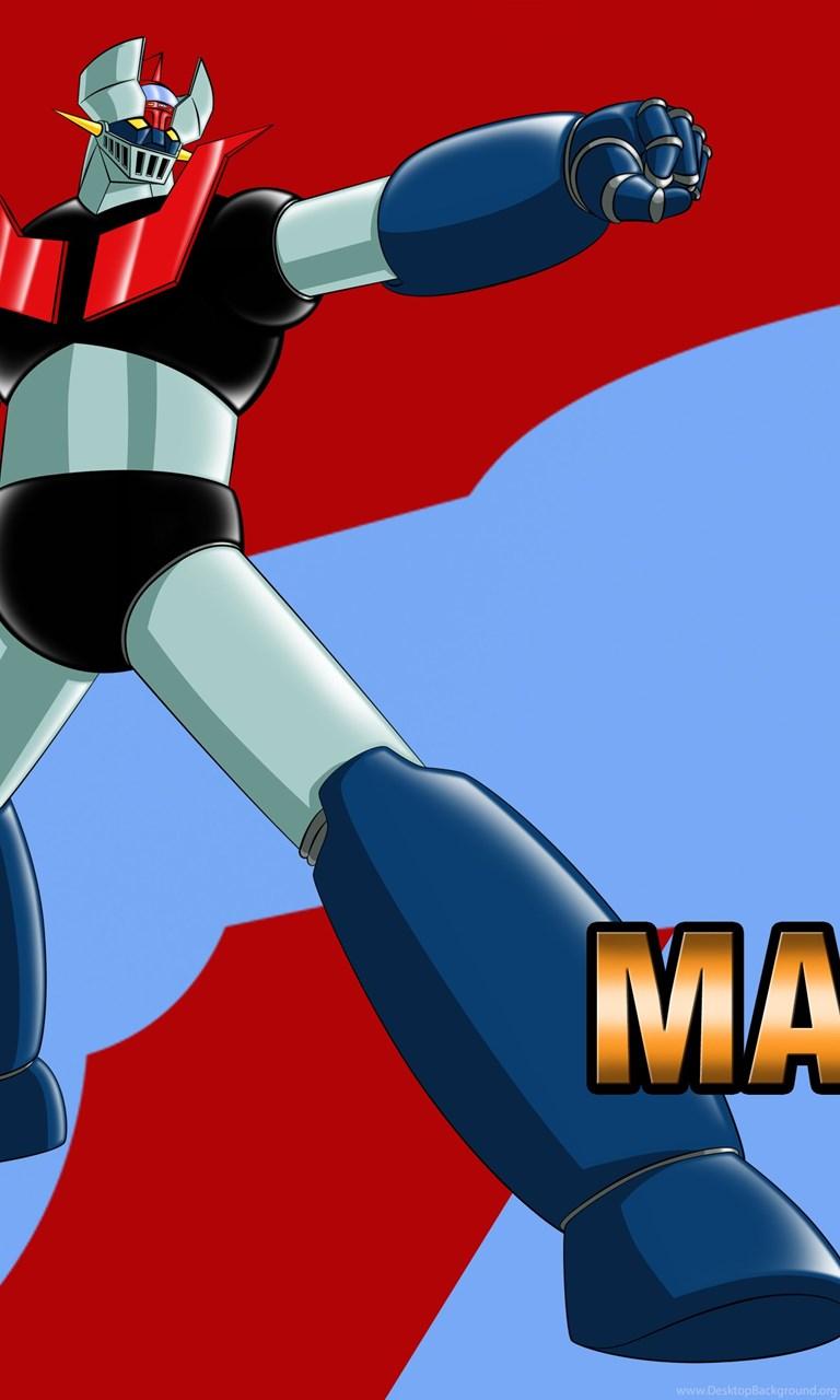 mazinger z wallpapers by zer013 on deviantart desktop