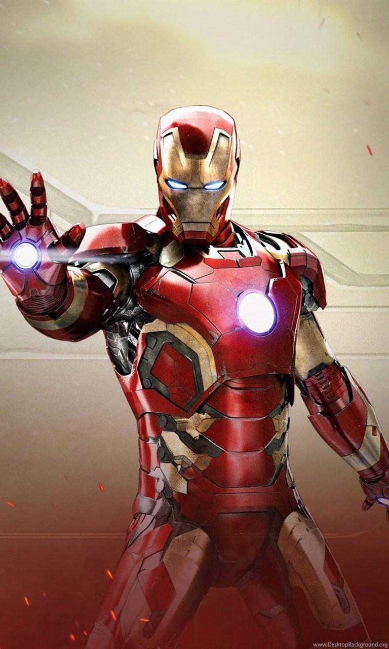 Iron Man iPhone Wallpapers Mobile Wallpapers Desktop ...