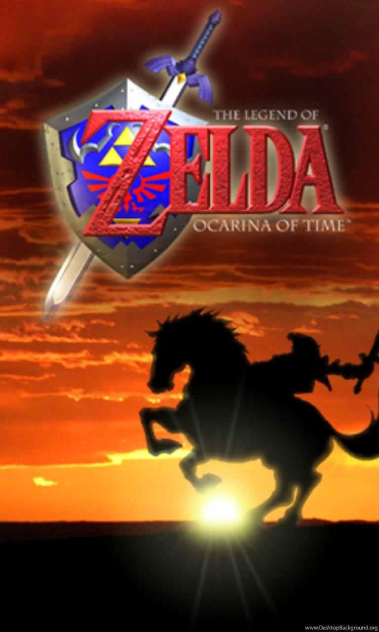 The Legend Of Zelda Ocarina Of Time 3d Wallpaper Other Health