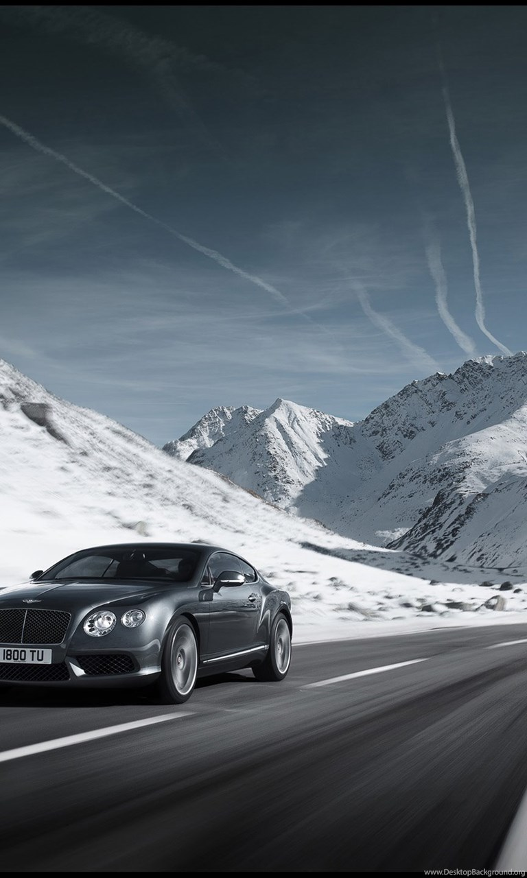 Bentley Continental Gt Wallpapers Hd Desktop Background