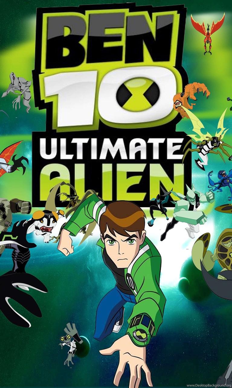 Wallpapers Of Ben 10 Ultimate Alien Force Images Desktop Background