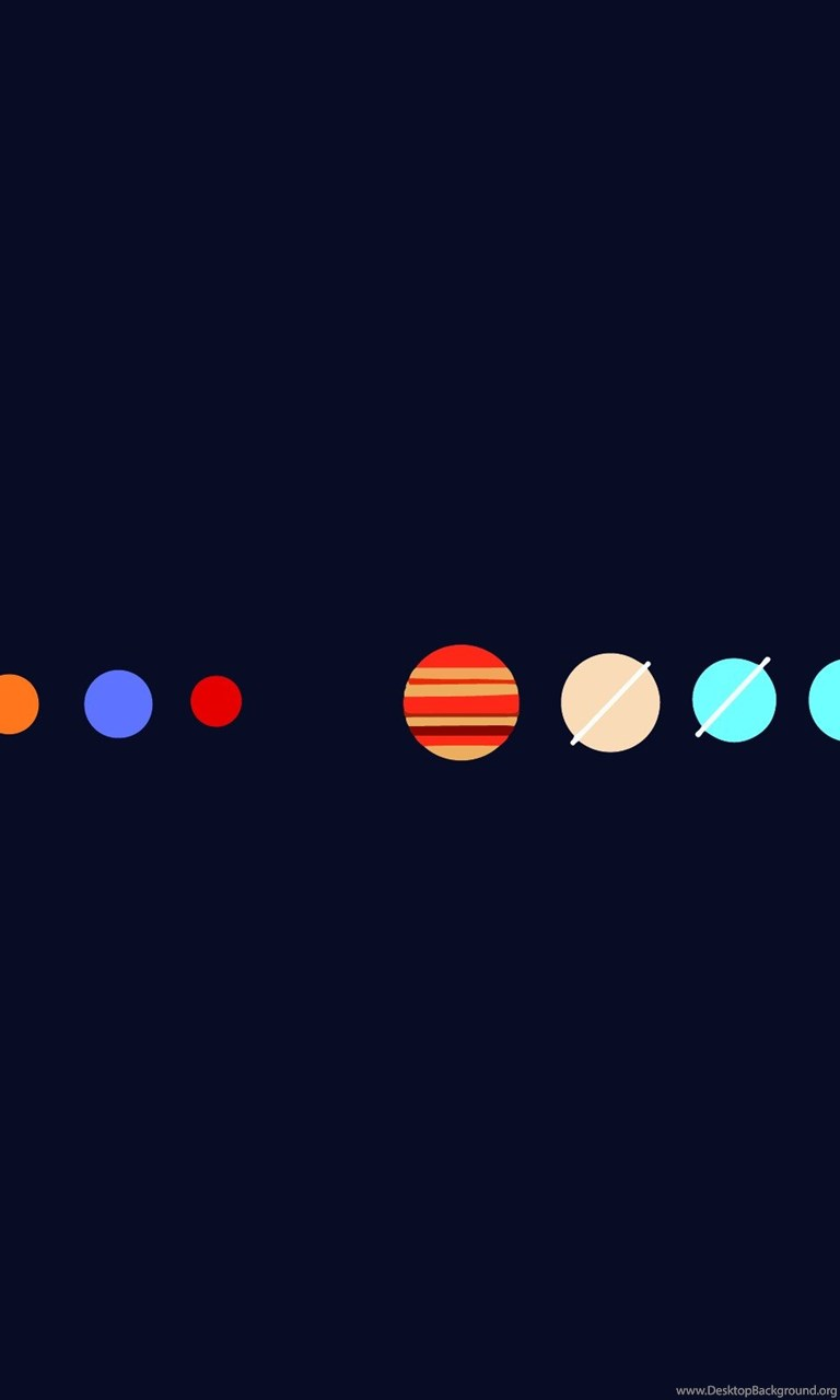 Hd Minimalist Simple Minimal Planets Wallpapers Full Hd Full Size