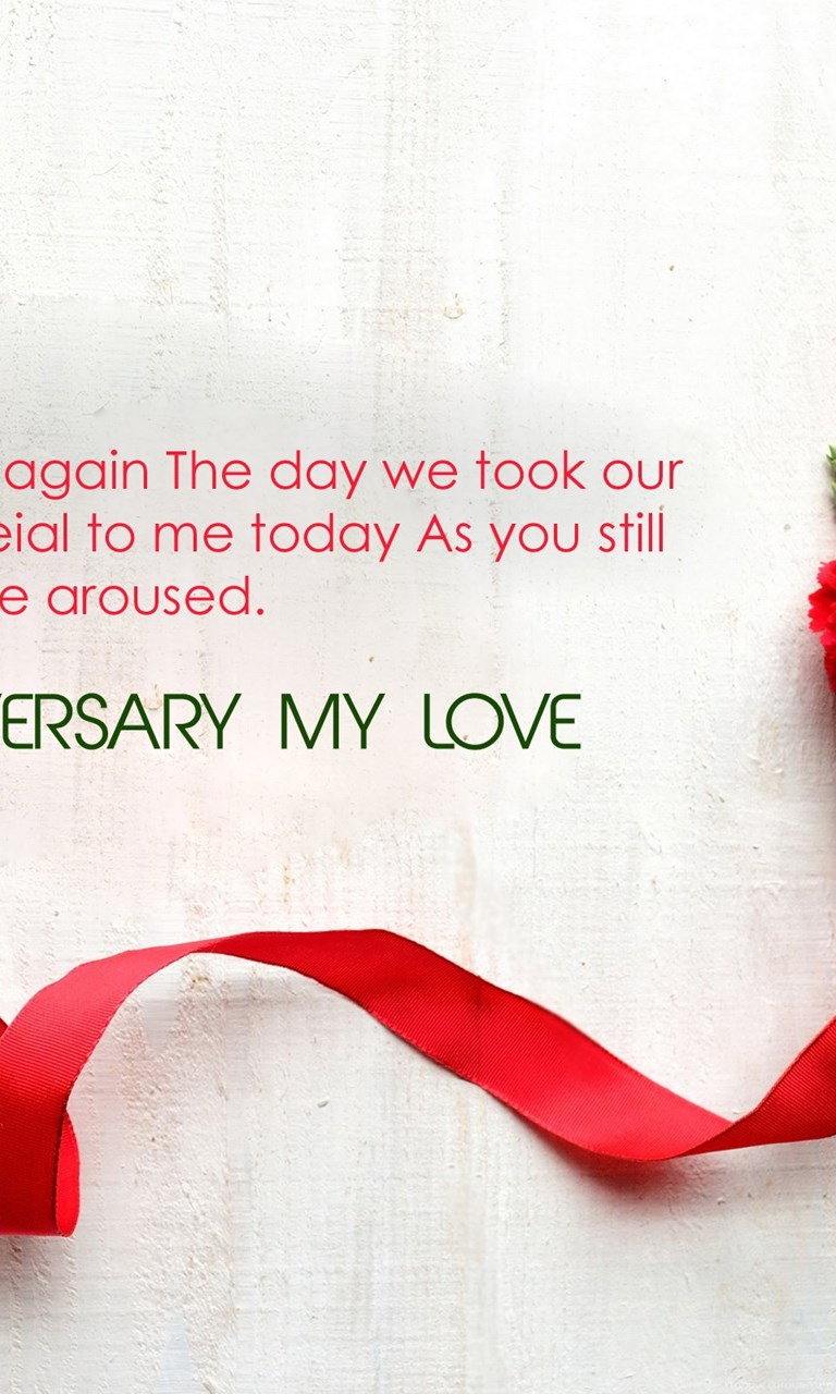 Happy Anniversary Wishes To Husband Hd Wallpapers Lovely Desktop