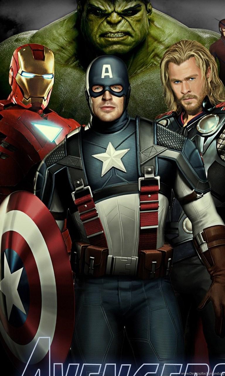 Avengers Hd Wallpapers Desktop Background