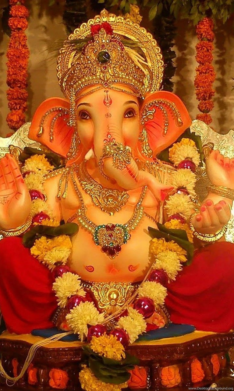 Latest Lord Ganesha Hd Wallpapers High Quality Photos Free Desktop