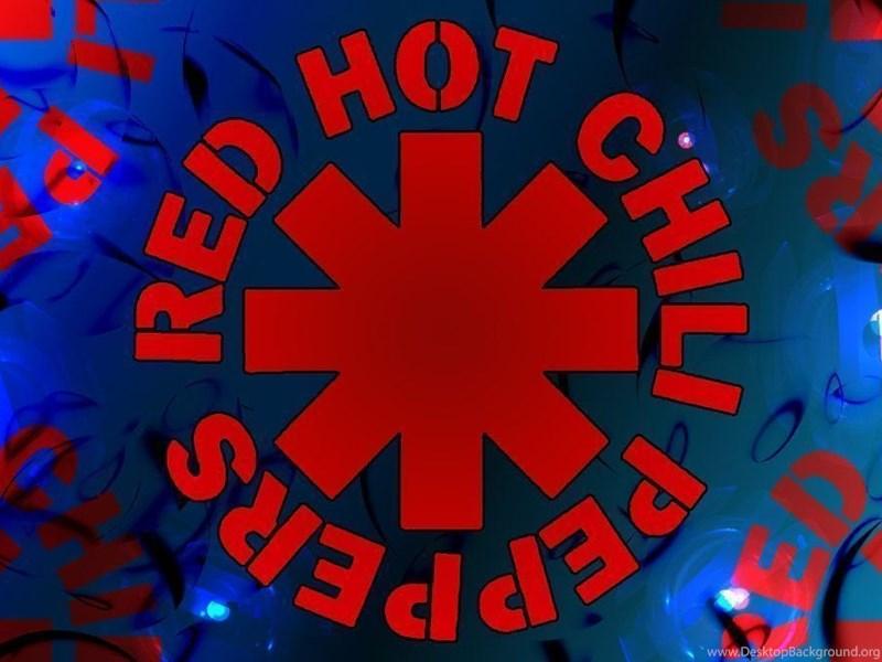 Red Hot Chili Peppers Logo By Purplestainn On Deviantart Desktop Background