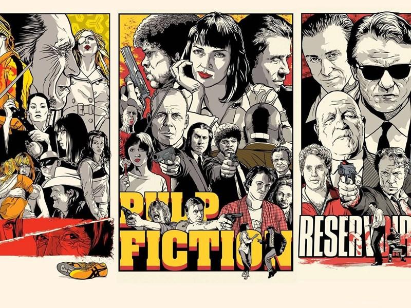 4k ultra hd pulp fiction wallpapers hd desktop