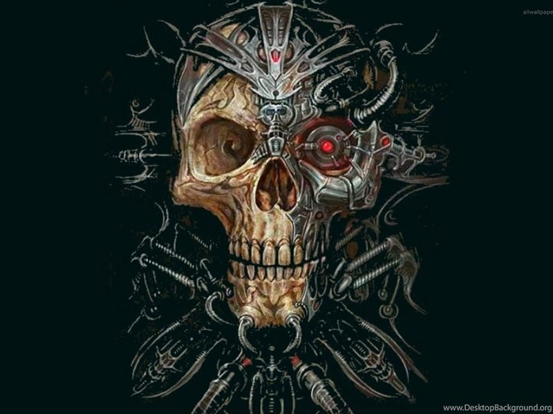 Zombi Free High Definition Terror Skull Your Top Hd Wallpapers