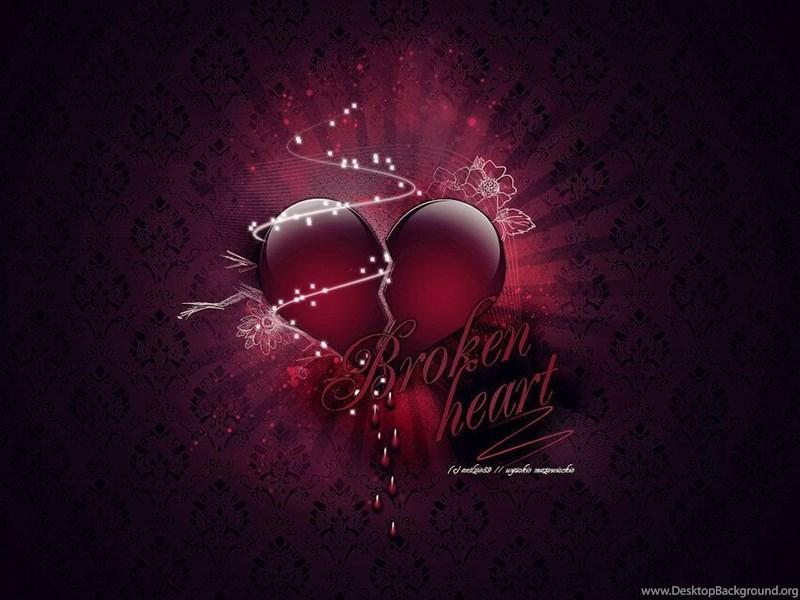 Broken Heart Wallpaper For Desktop.jpg Desktop Background