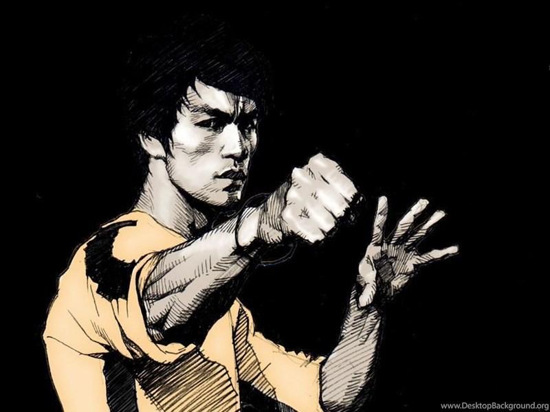 Bruce Lee Wallpapers HD Desktop Picture • IPhones
