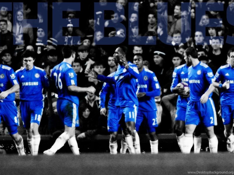 Chelsea Soccer Players Wallpapers Football Hd Wallpapers Desktop
