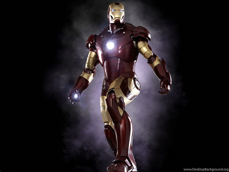 Cool Iron Man Hd Picture Hd Wallpapers Ironman 3d Desktop